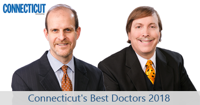 We proudly announce Doctor's Taylor and Hass have been selected as 2018 Connecticut Magazine Best Doctors