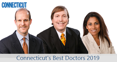 We proudly announce Doctor's Hass, Taylor, and Umashanker have been selected as 2019 Connecticut Magazine Best Doctors